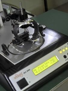Máquina para hacer test de hermetismo