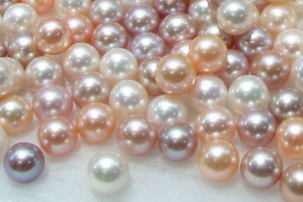 perlas de colores