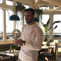 Saul Craviotto, ganador de Master Cheff Celebrity