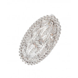 BROCHE ORO DIAMANTES