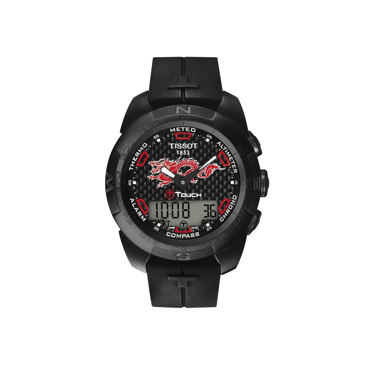 TISSOT T-TOUCH EXPERT WATCH