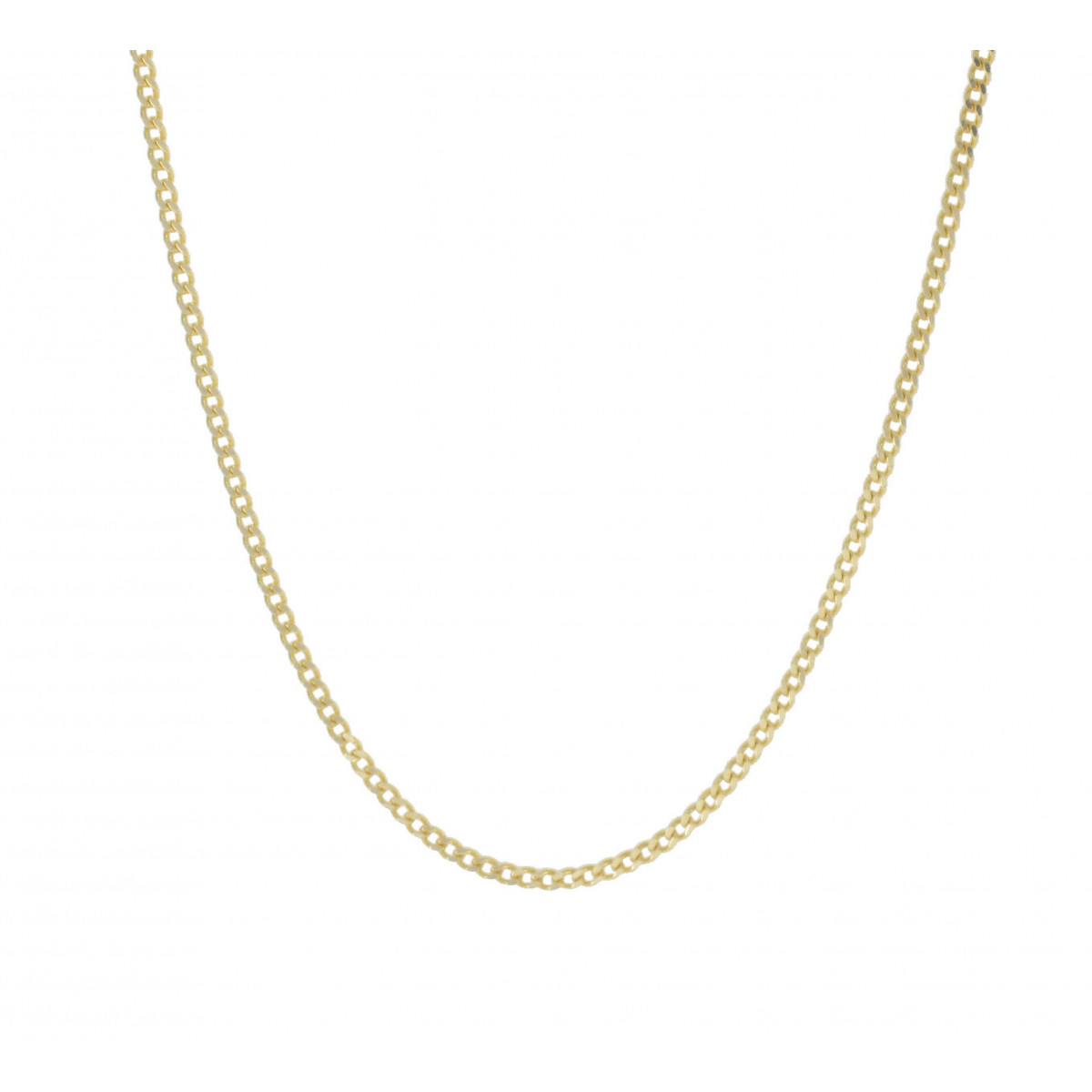 GOLD CHAIN 50 CENTIMETERS