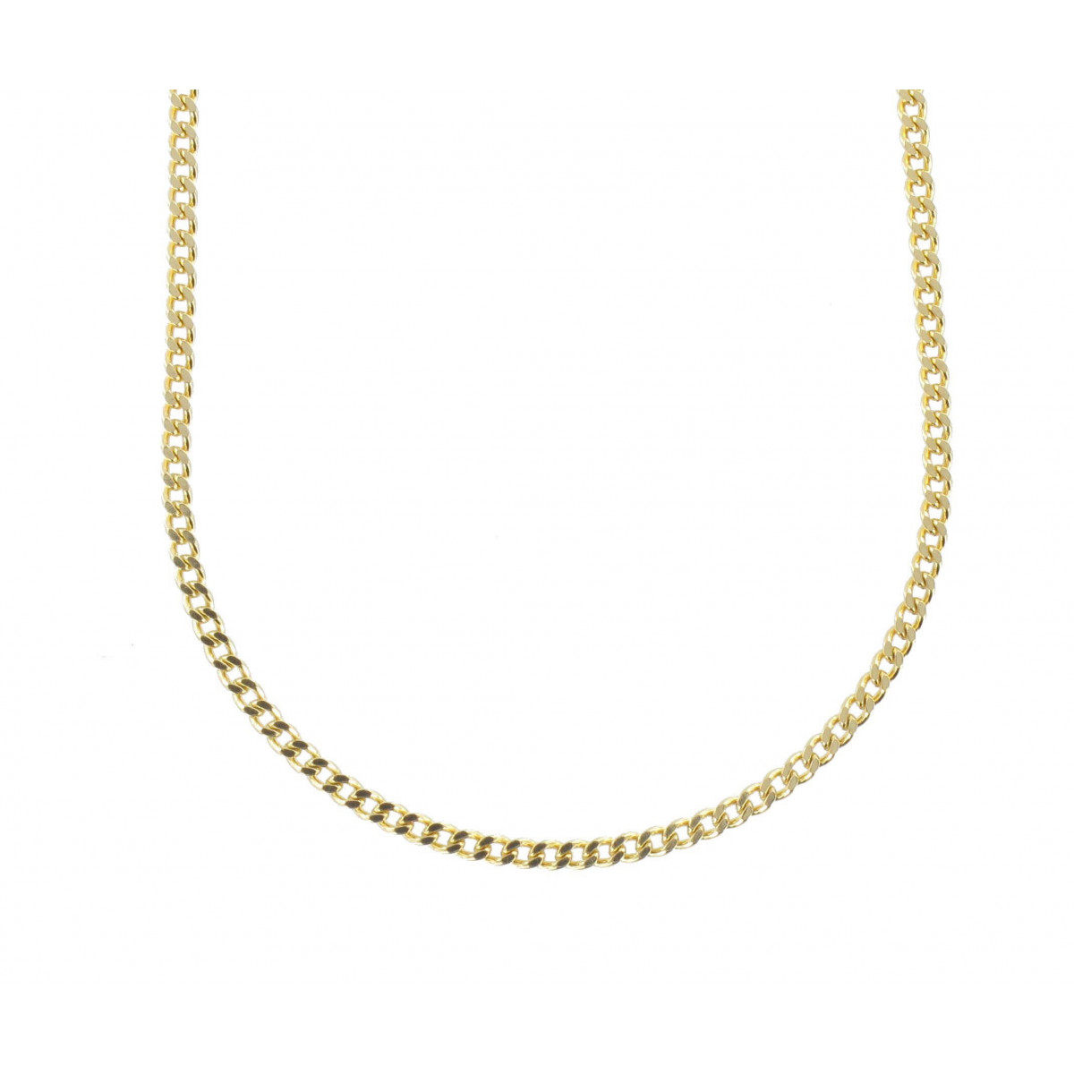 GOLD 60 CENTIMETERS CHAIN