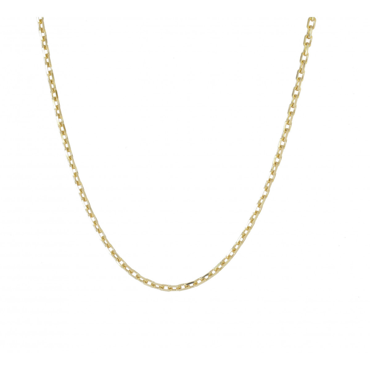 GOLD CHAIN 60 CENTIMETERS