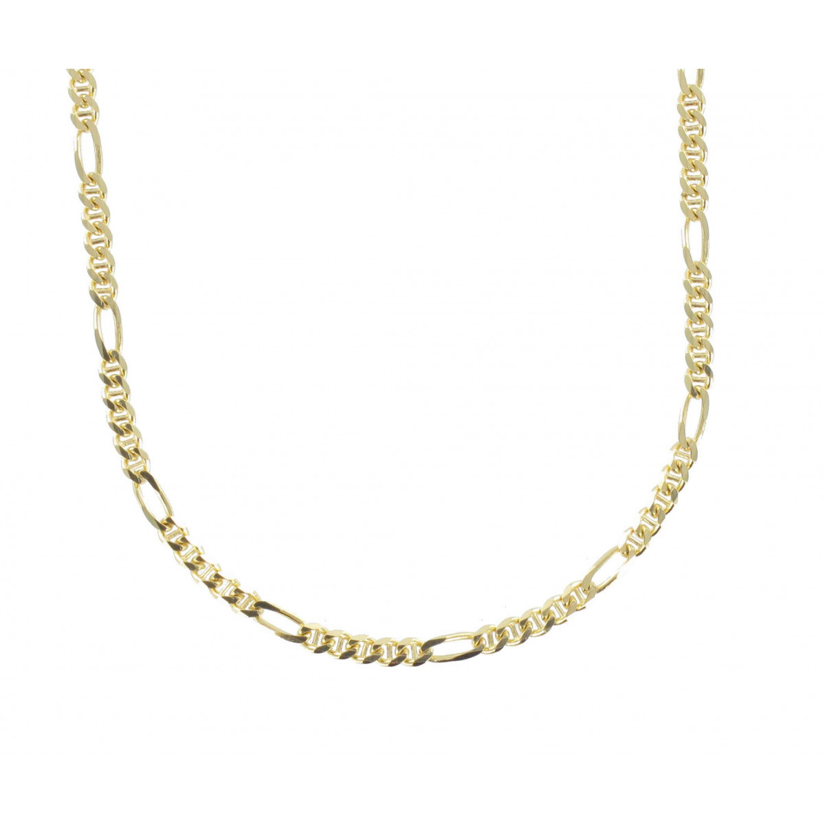 GOLD 50 CENTIMETERS CHAIN