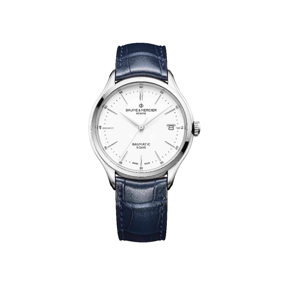 BAUME & MERCIER CLIFTON BAUMATIC WATCH