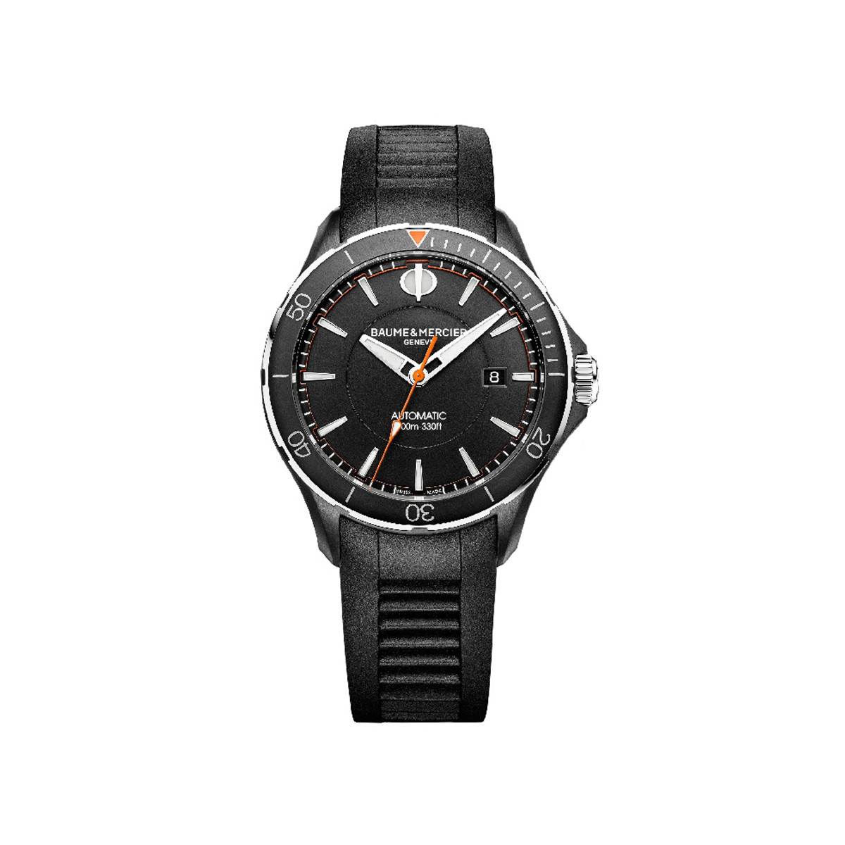 BAUME & MERCIER CLIFTON CLUB WATCH