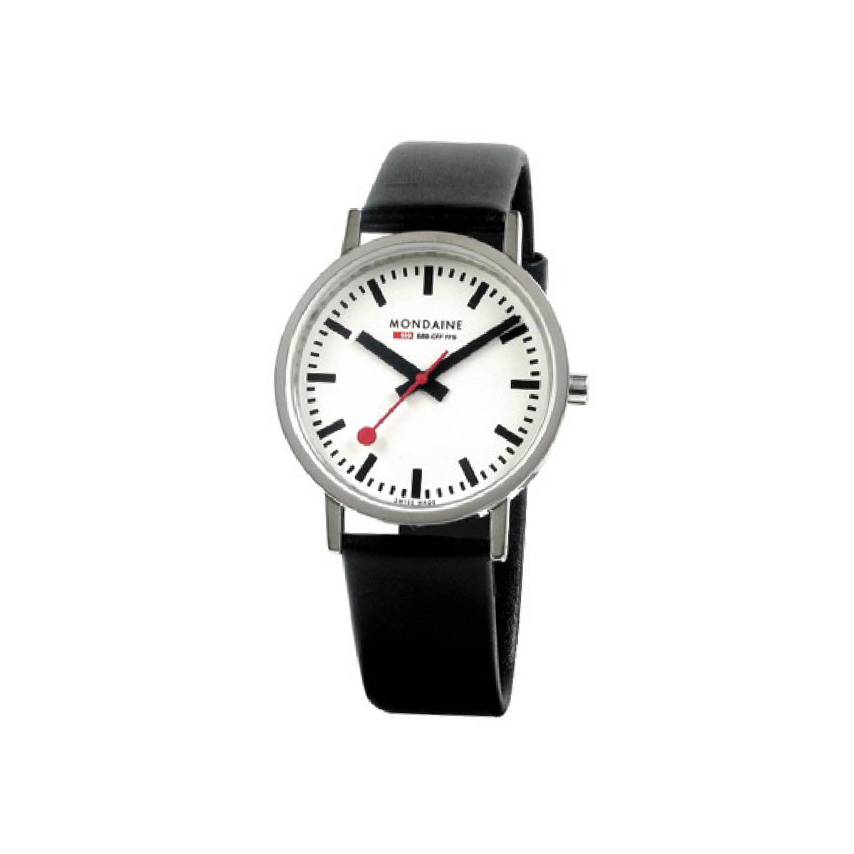MONDAINE CLASSIC WATCH 36 MM