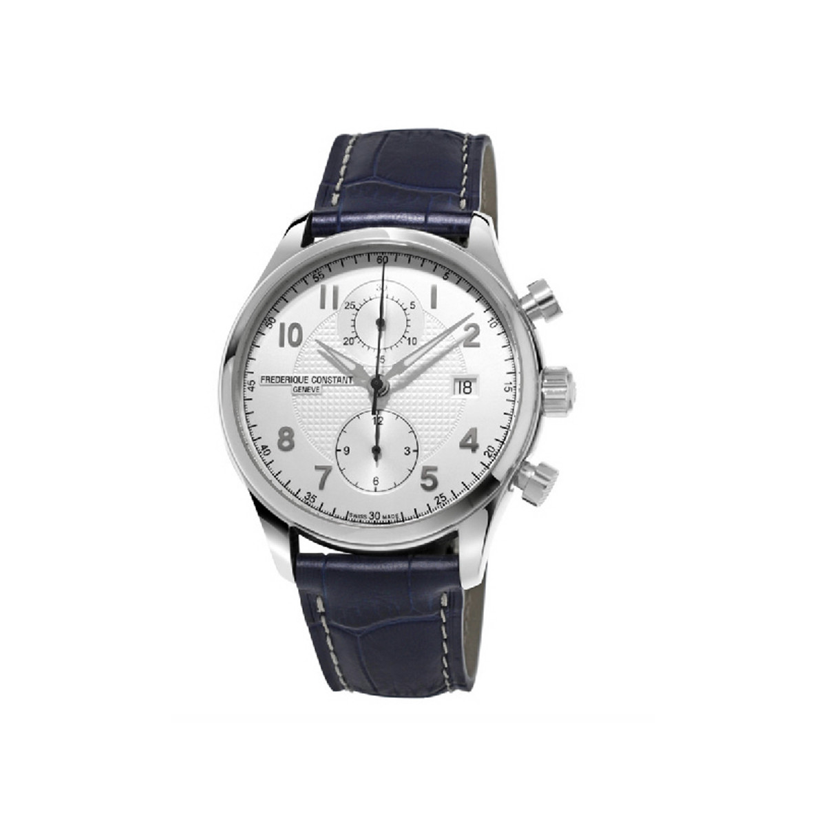 FREDERIQUE CONSTANT RUNABOUT LIMITED EDITION BLUE