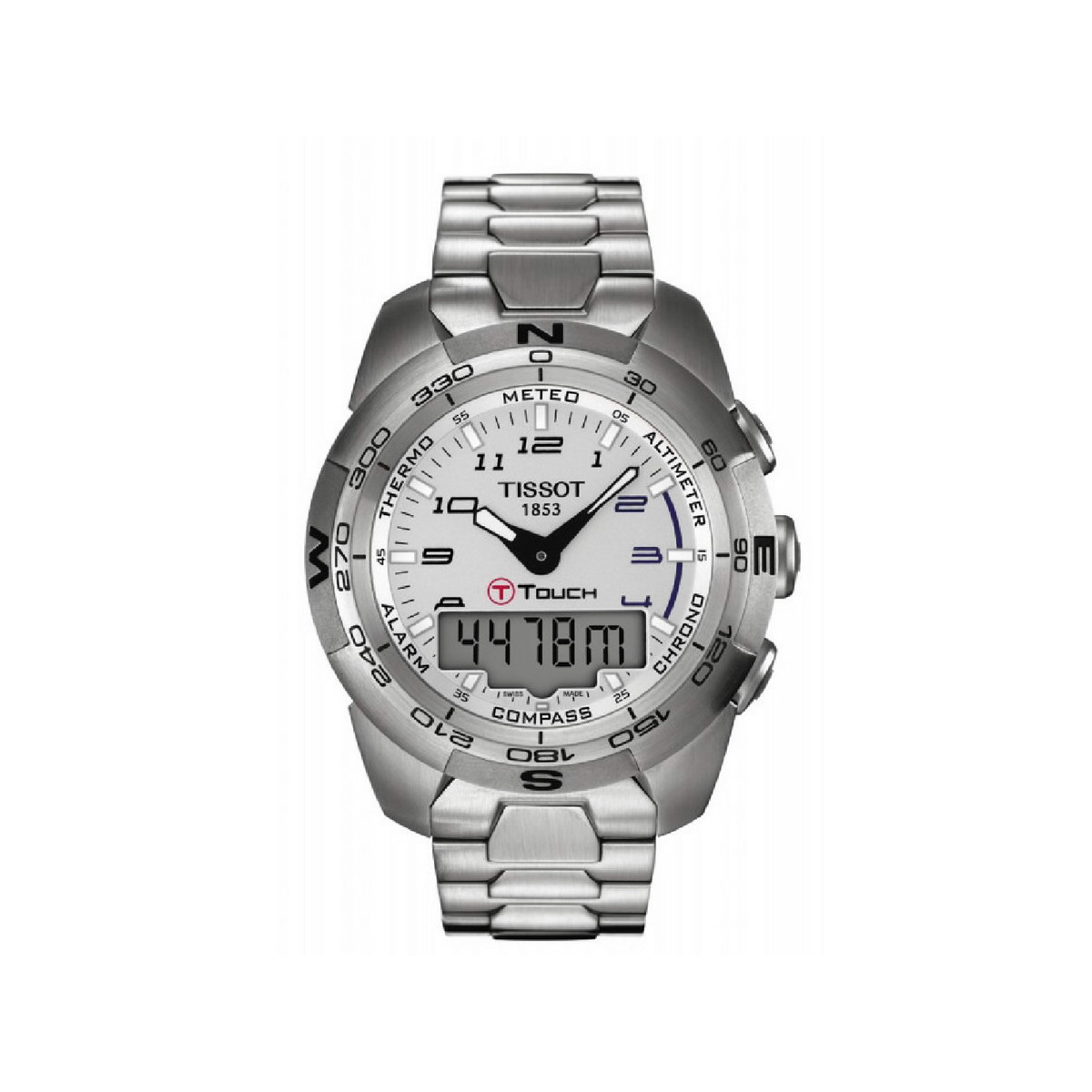 TISSOT TOUCH EXPERT WATCH