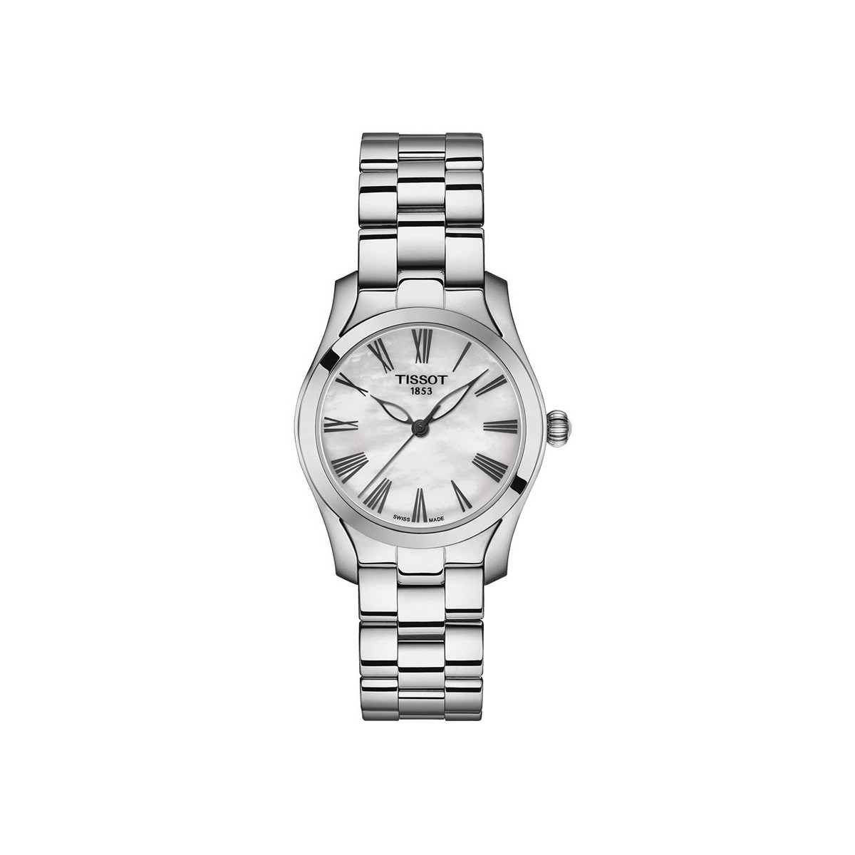 TISSOT T-WAVE MOTHER OF PEARL DIAL