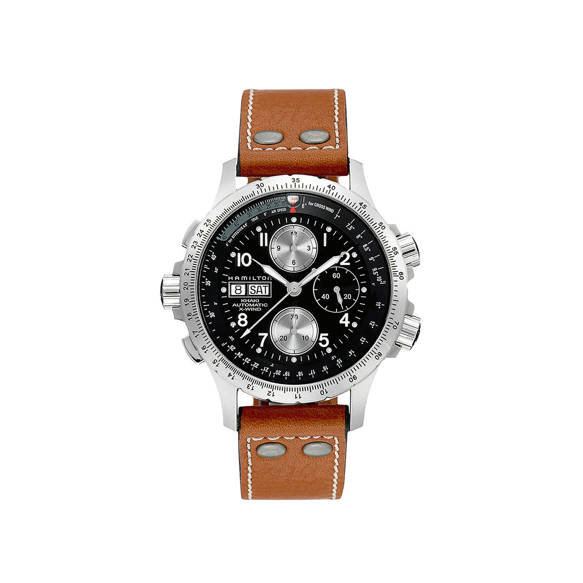 HAMILTON KHAKI AVIATION  X-WIND