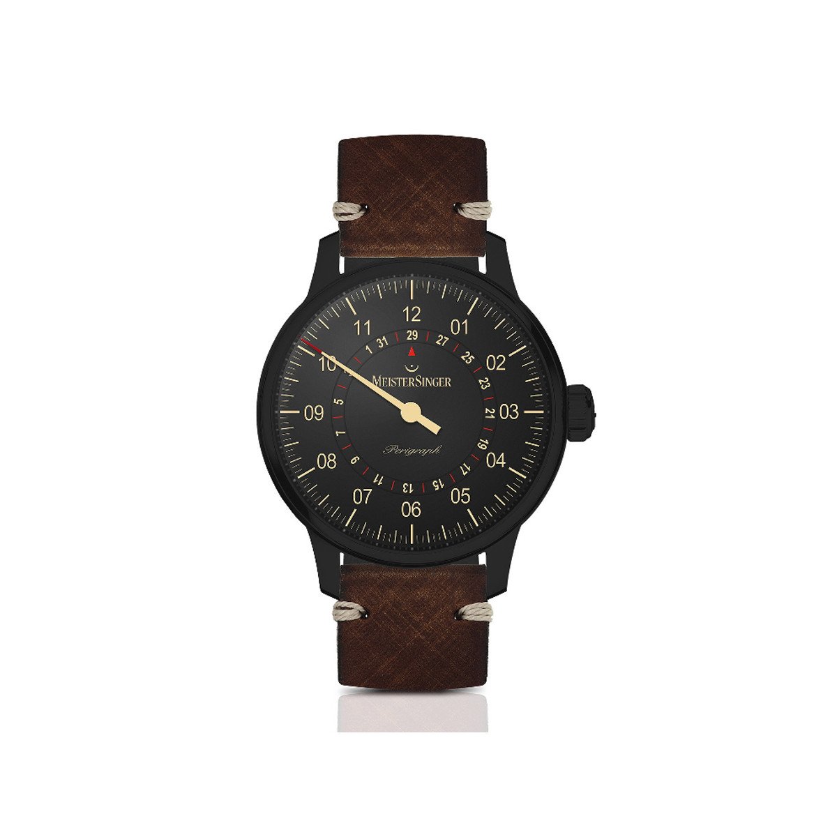 PERIGRAPH MEISTER SINGER WATCH
