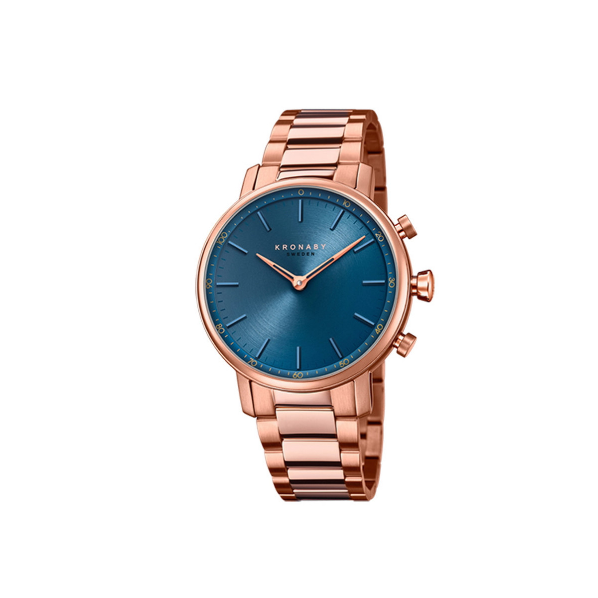 KRONABY CARAT BLUE ARMYS PVD PINK