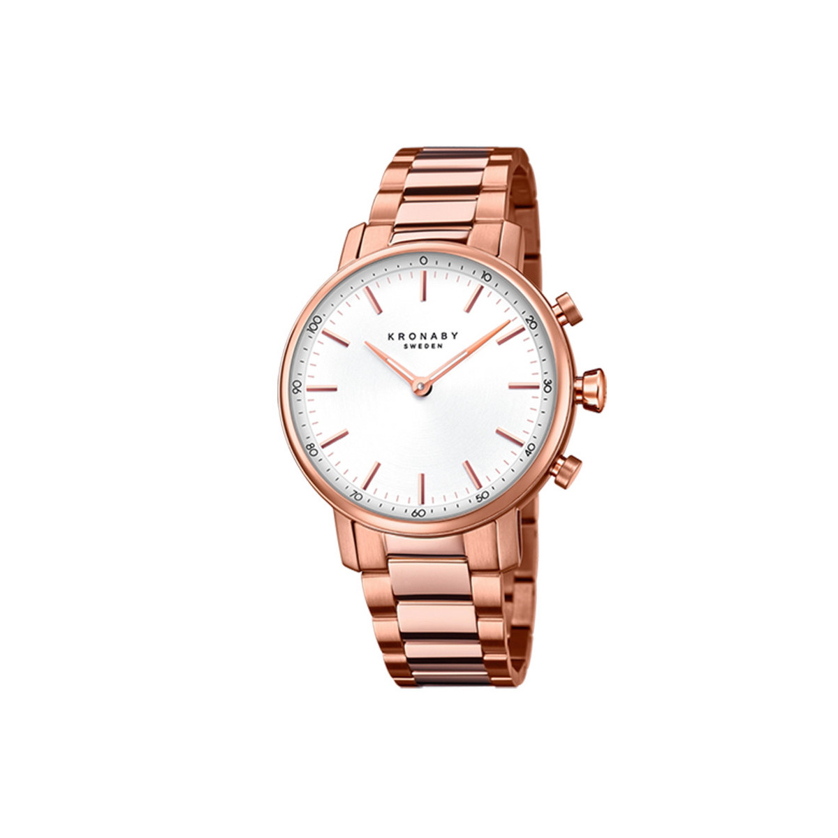 KRONABY CARAT ARMYS PVD PINK