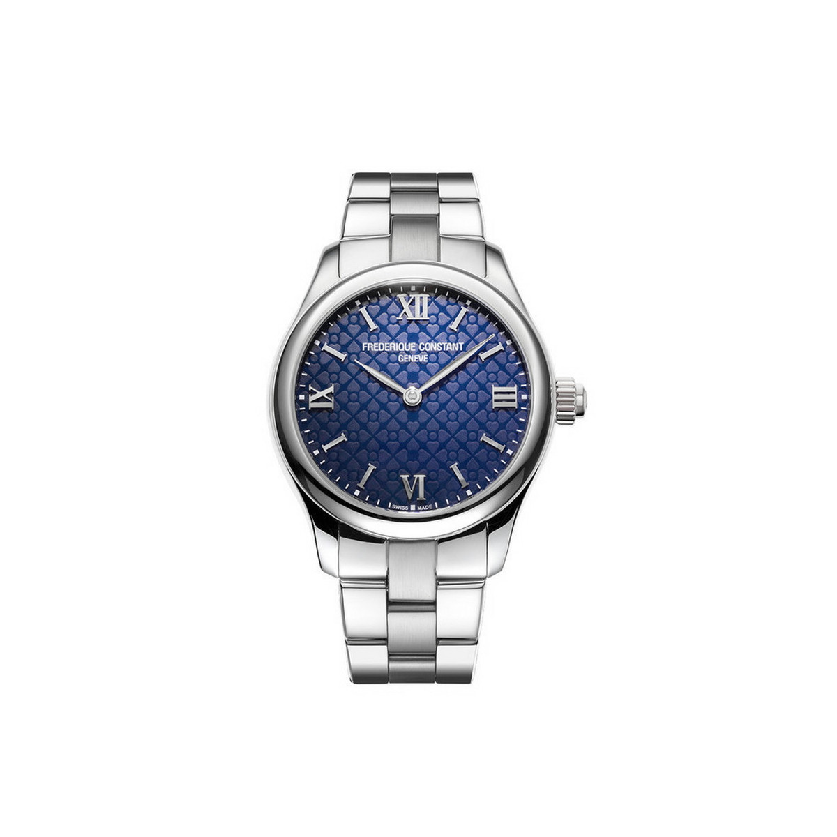 FREDERIQUE CONSTANT HSW VITALITY LADY BLUE ARMYS