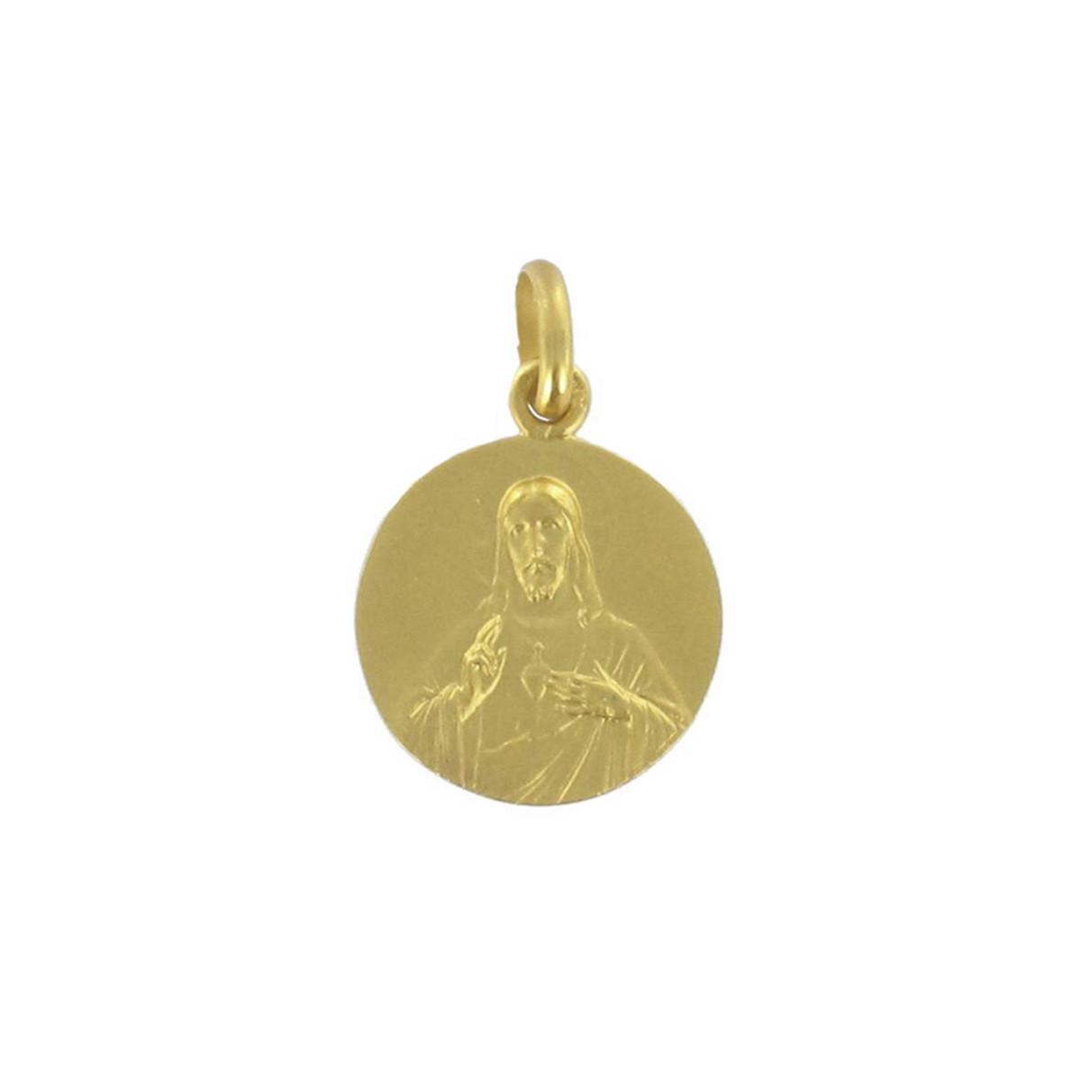 GOLD SCAPULAR 16 MM