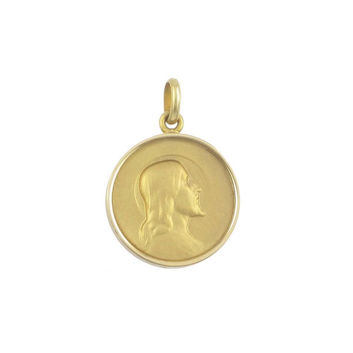 GOLD SCAPULAR 19 MM
