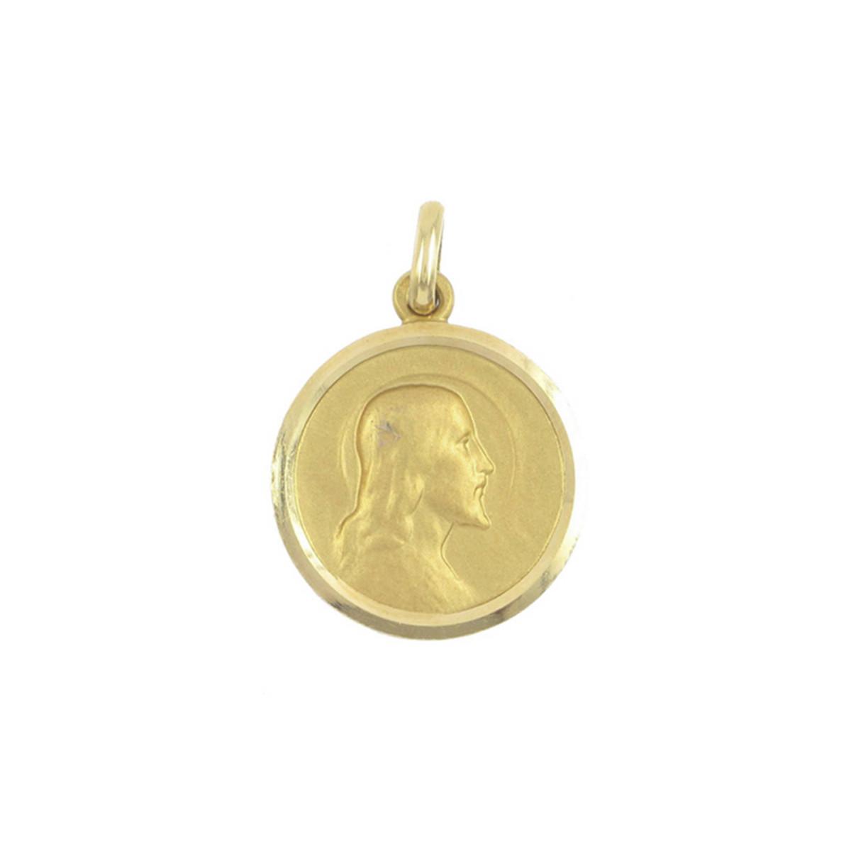 GOLD SCAPULAR 20 MM