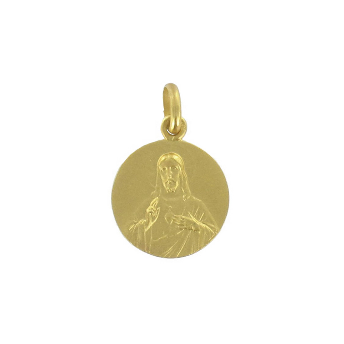 GOLD SCAPULAR 12 MM 1.70 GR