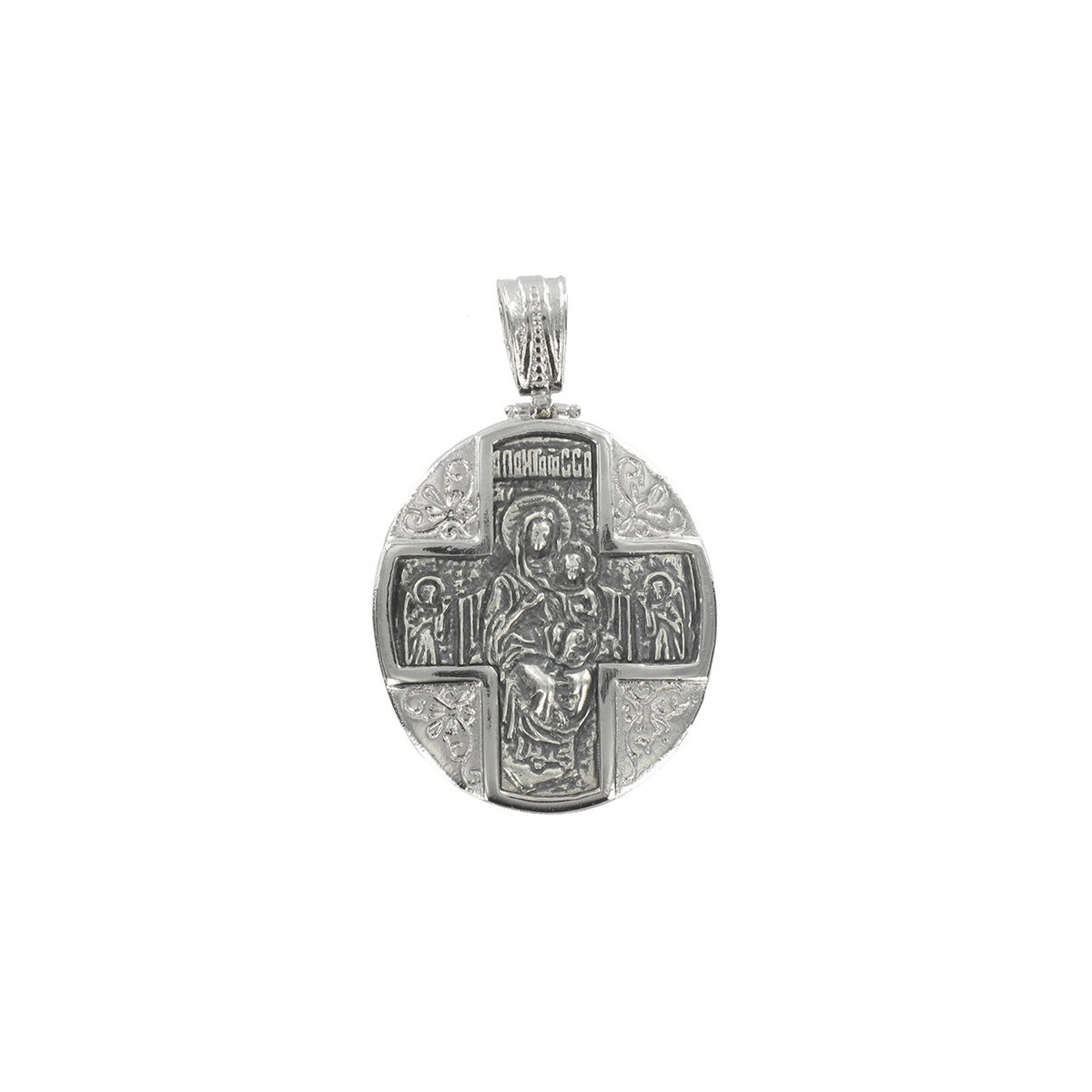 SILVER MEDAL RELIEF IMAGE