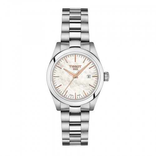TISSOT T-MY LADY MOTHER-OF-PEARL WHITE