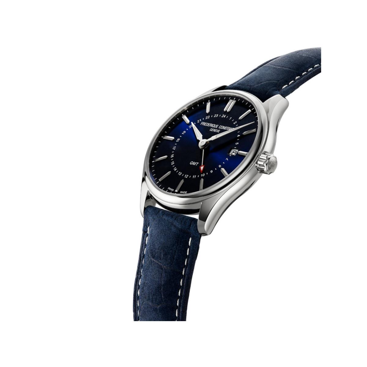 FREDERIQUE CONSTANT GMT BLUE